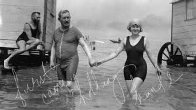 Bikini invented 1945