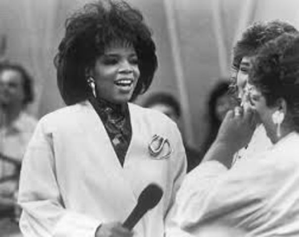 Oprah May Run For President Of The United States