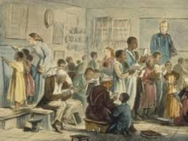 freedmens bureau the civil rights