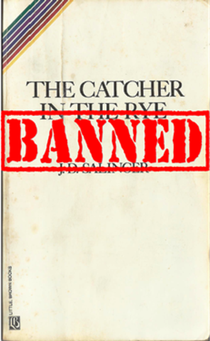 catcher in the rye controversy