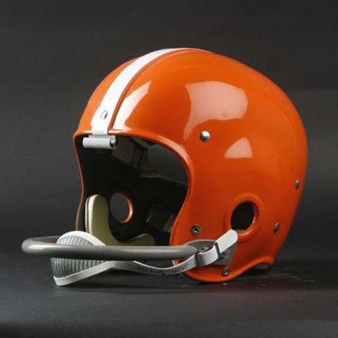 Single bar football helmet
