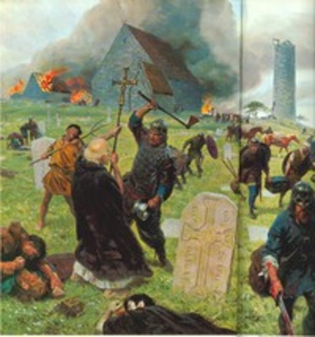 the vikings attack on europe A battalion of viking invaders has landed 1200 years late to the party in a bewildered and bewildering modern day britain rife with rock 'n' roll, polyester.