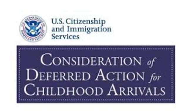 deferred action for childhood arrivals Daca, or deferred action for childhood arrivals, is a federal immigration program begun in 2012 that helps undocumented immigrants who came to the us as young people.