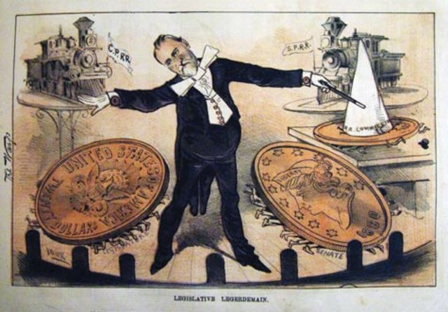 The Gilded Age timeline