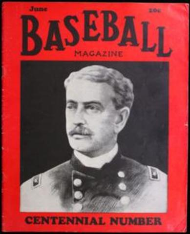 a history of the invention of baseball The history of basketball began with its invention in 1891 in springfield, massachusetts by canadian physical education instructor james.