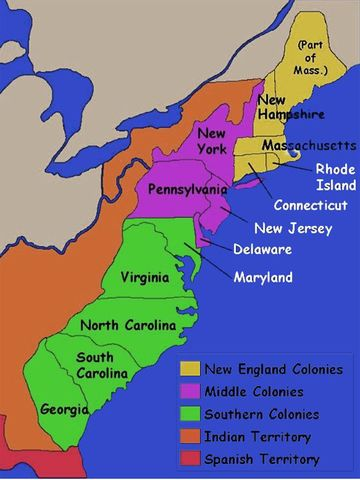 """geography was the primary factor in shaping the development of the british colonies in north america """"geography was the primary factor in shaping the development of the british colonies in north america"""" wwwapushreviewcom."""