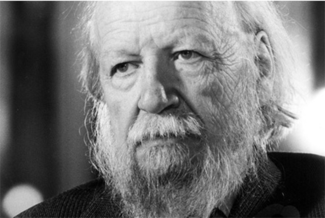 william golding 11his father hoped he would become a scientist 12he was also an actor and musician 13he was present on the coast of france during d-day 14he studied at oxford.
