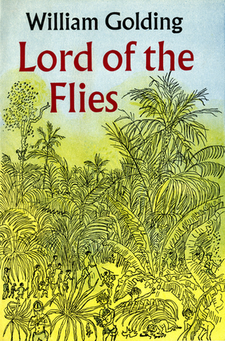 an analysis of the endings of william goldings lord of the flies A fixture of english class syllabi, william golding's 1954 novel lord of the flies keeps winning over new generations of readersand if you've been hearing a lot about it in the news this week, that's because the hollywood powers-that-be have decided to give it an all-female big-screen reboot—a decision that hasn't sat well with some fans.