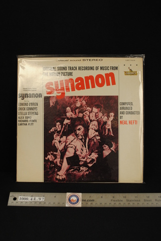 """Synanon"" Film Released"