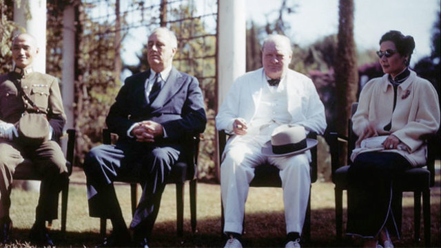 a history of the yalta conference in post war europe The yalta conference: churchill and premier of the ussr joseph stalin spent the day hammering out the details for post-war europe war history online.