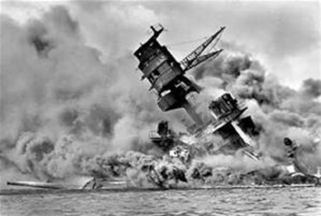 the repercussions of the pearl harbor attack on america How did america react after pearl harbor   all the peoples of america would unite and kick.