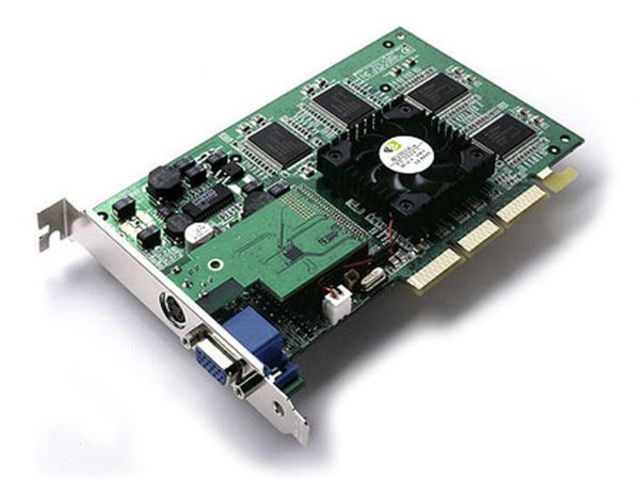 Nvidia GeForce 2 GTS