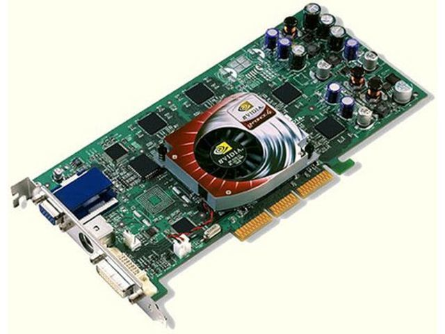 Nvidia GeForce 4 Ti 4600