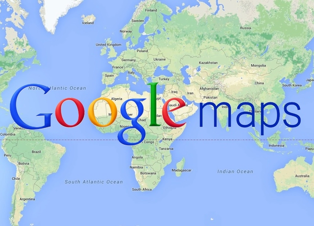 Launch of Google Maps