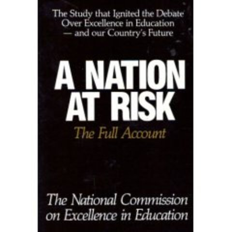 nation at risk In 1983, a nation at risk misidentified what is wrong with our public schools and consequently set the nation on a school reform crusade that has done more harm than good.