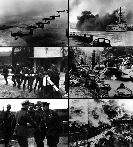 an overview of the d day during the german invasion of poland I need a summary of the invasion in poland during ww ii thanks before hand.