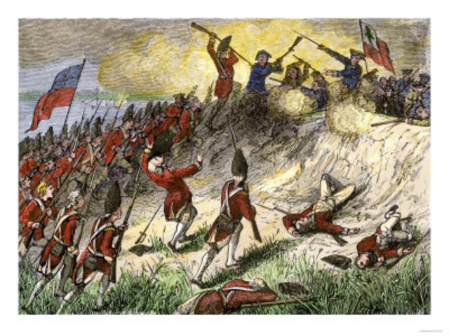 account of the battle of bunker hill during the american revolution Tag «battle of bunker hill hundreds of great books on the american revolution the untold story of american prisoners during the revolutionary war.