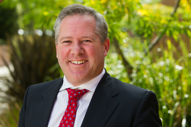 Phillip O'Regan Named Deputy Principal