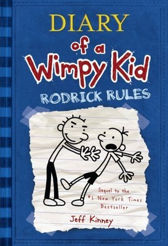 diary of a wimpy kid Rodrik rules