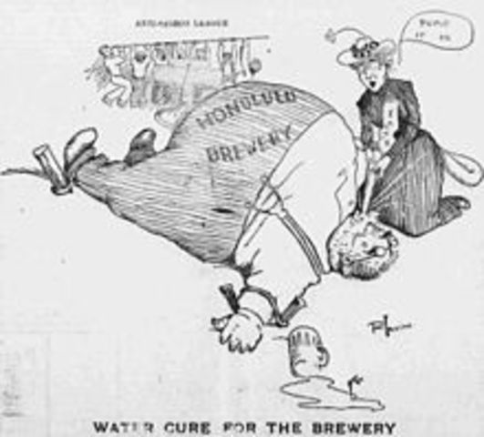 prohibition in the united states in the beginning of the 20th century In the beginning of the 20th century, there were temperance organizations in nearly every state by 1916, over half of the us states already had statutes that.