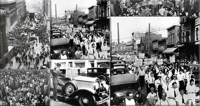 a history of the great depression of 1929 President herbert hoover herbert hoover was the 31st us president who served in office from march 4, 1929 to march 4, 1933 one of the most important events during his presidency was the beginning of the period in us history known as the great depression.