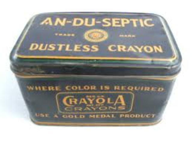 Purple Crayola Crayon Crayola Crayons timeli...