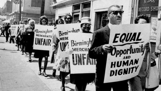 the plight of the african american from the beginning of slavery up to the civil rights movement in  But for black americans the end of slavery was just the beginning of our quest for democratic equality another century would pass before the nation came fully to embrace that goal.