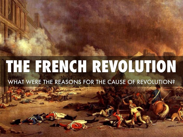 the american revolution of 1789 essay Although the french revolution of 1789 had many  causes of the french revolution essay  the american revolution was not revolutionary at all because.