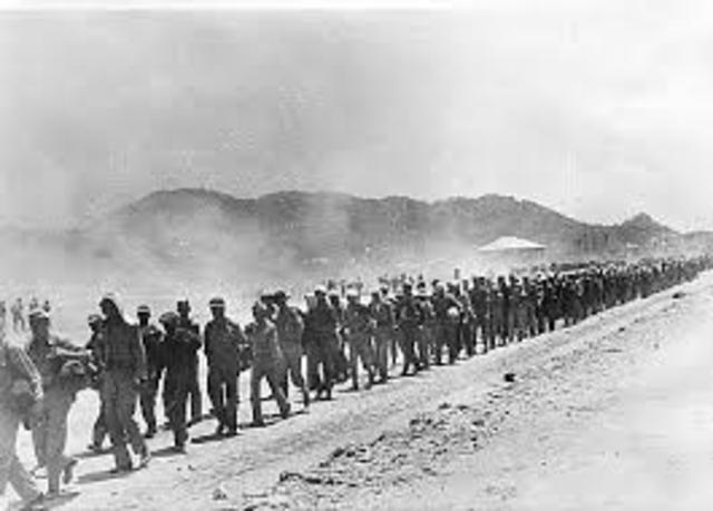 a history of the bataan death march The history and aftermath of the bataan death march, which claimed the lives of an estimated 11,000 american and filipino prisoners of war during world war ii, will be the focus of a presentation.