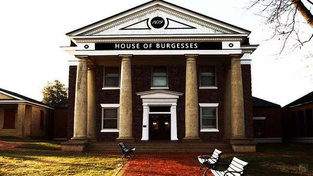 House of burgesses date in Australia