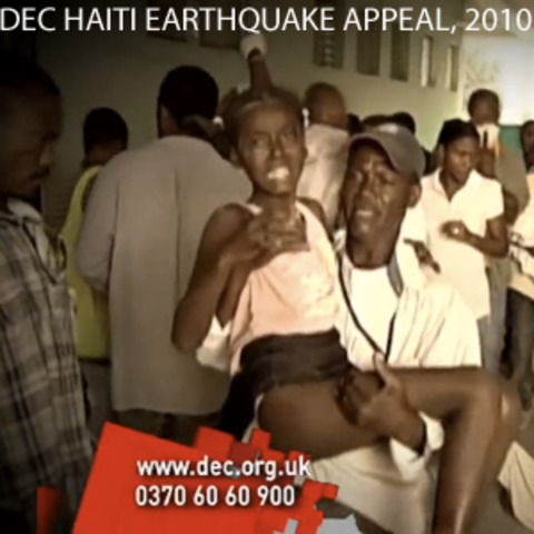 DEC Haiti Earthquake Appeal