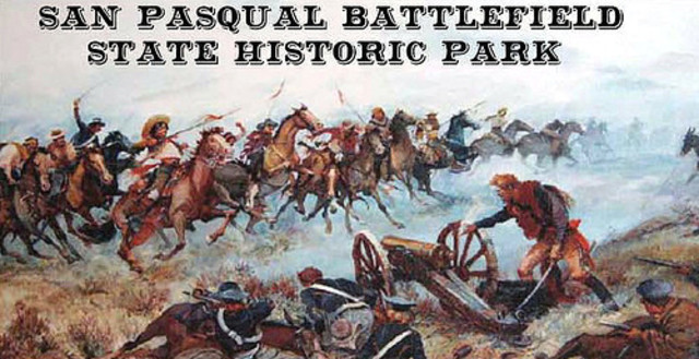 the battle of san pasqual 1 the use of artillery at the battle of san pasqual george hruby san pasqual battlefield site location project foreword (september, 1996) the use of artillery at the battle of san pasqual on december 6, 1846, has been a.