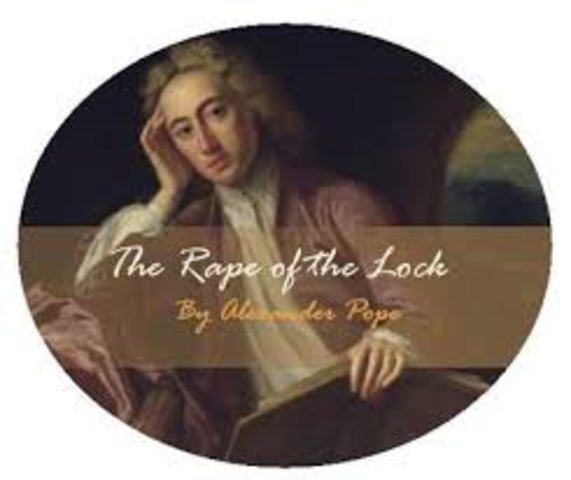 an analysis of the epic poem the rape of the lock by alexander pope The negative images of wome in pope's alexander pope's the rape of the lock is a the virtue of beauty in this poem can not be overstated pope.