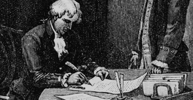 Sample Essays On Thomas Jefferson's Dilemma And The Louisiana Purchase   WePapers