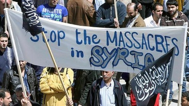 The Syrian Genocide timeline | Timetoast timelines
