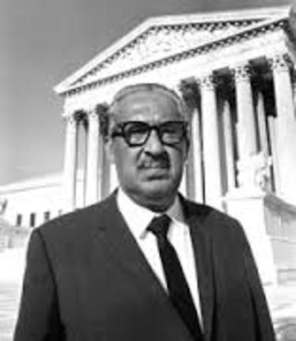 a biography of thurgood marshall an american associate justice of the supreme court Buy products related to thurgood marshall biography products and see african-american justice on the supreme court  american associate justice of the.