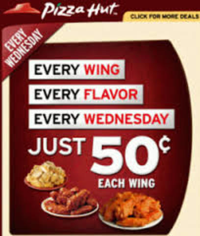 Pizza hut wing street coupon code