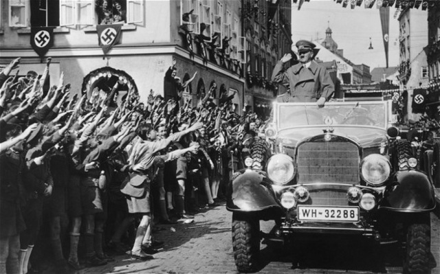 Hitler's Demand for the Sudetenland
