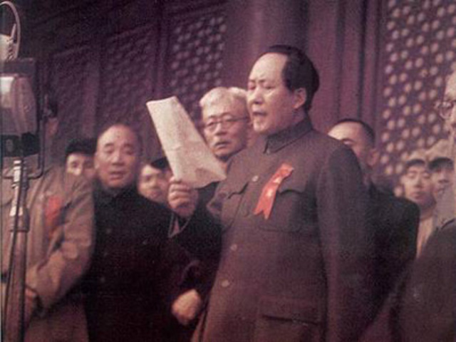 why did the communists gain control of china in 1949 essay What part of china did communist control during the civil war in china during the communist chinese revolution in 1949, westerners referred to the communist.