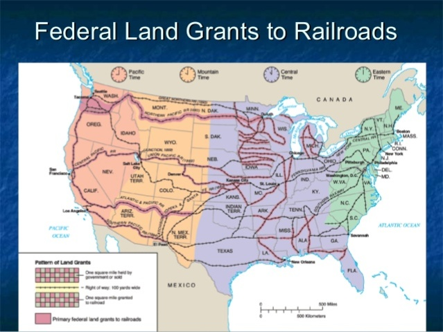 Federal Land Grants