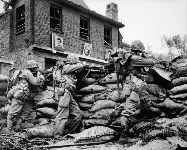 Korean war dates