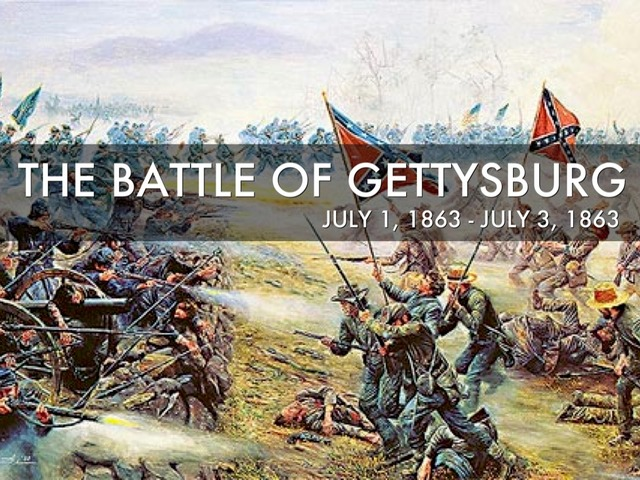 an analysis of the battle of gettysburg through the book killer angels Quizlet provides the killer angels activities goal of the book for micheal shaara the battle of gettysburg.