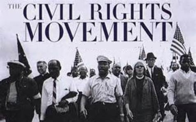 the civil rights movement in 1955 essay