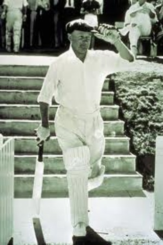 bradman s last innings Bradman's last innings context sir  donald  bradman: born  in  1908 the  most renowned and respected of australian cricketers  of shy manner, he attained  heroic stature in the interwar period and captained australia in test matches against england from 1936 to  1948 he represents.