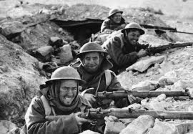 world war ii timeline of major events