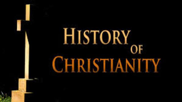 History of Christianity timeline   Timetoast timelines