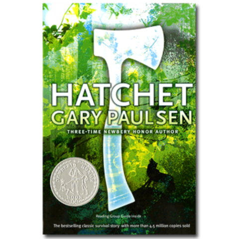 book report on hatchet by gary Plugged in is the entertainment guide your family needs to make family appropriate decisions through movie reviews, book reviews, tv reviews, and more.