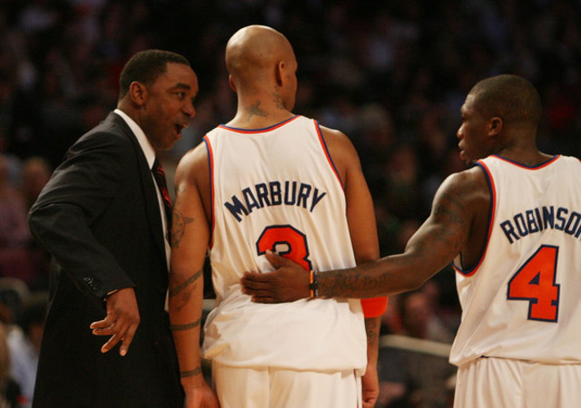 New York Knicks Fall From Grace: A Timeline of The Knicks ...