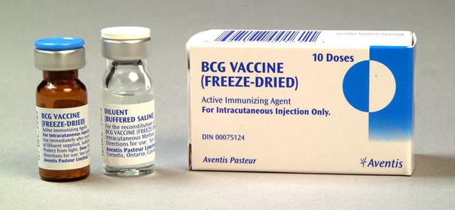 BCG Vaccine First Used in Humans