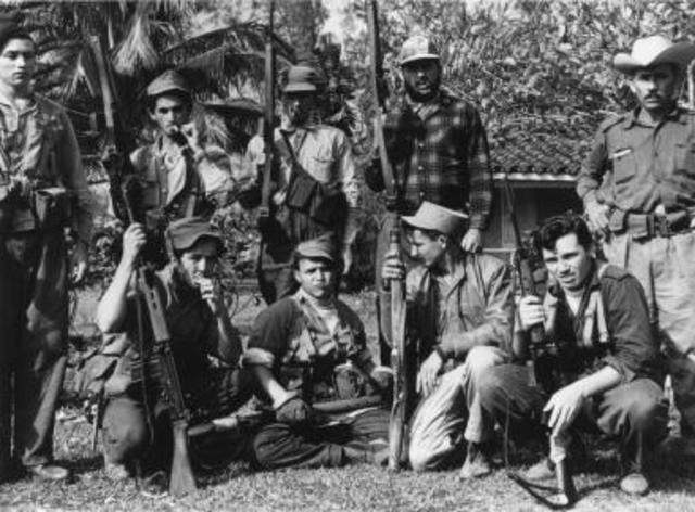 history of the failed invasion of cuba at the bay of pigs Bay of pigs: cia official history of the bay of pigs operation  twelve years after the failed invasion,  aimed at getting support for the invasion of cuba.
